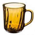 Кружка 250мл Дымчатое стекло Элико 879-149
