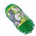 Сетка п/э 2м*5м яч.15*15см зел. садовая для вьющ. растен. 165-008