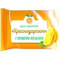 Мыло туал.100г Апельсин Кропоткин
