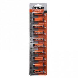 Батарейка Ермак щел. LR-6 тип АА  Alkaline 634-016