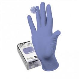 Перчатки нитрил. нестерильн. смотров. XL MANUAL RN709