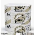 Бумага туалетная б/дыр.Тамбов-68 Тамбовский волк 160гр.б/втулки