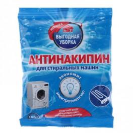 АнтиНакипин для стиральных машин 100гр 4199414 Выгодная уборка